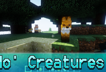 Mo' Creatures Mod for Minecraft