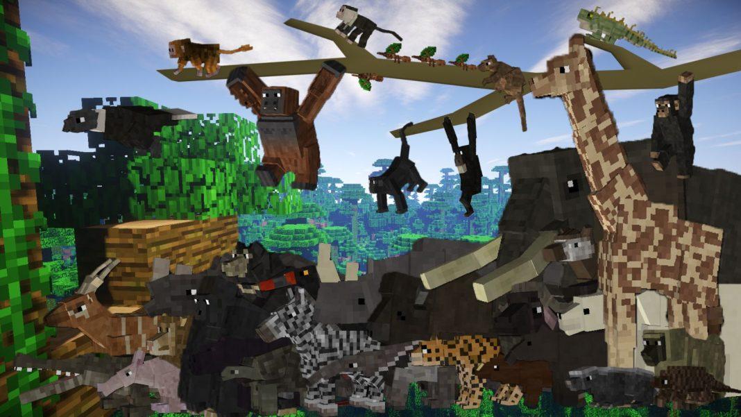 mo' creatures mod