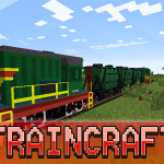 traincraft mod for minecraft