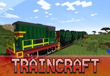 traincraft mod for minecraft