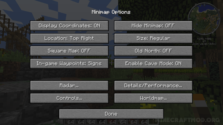 voxelmap mod (3)