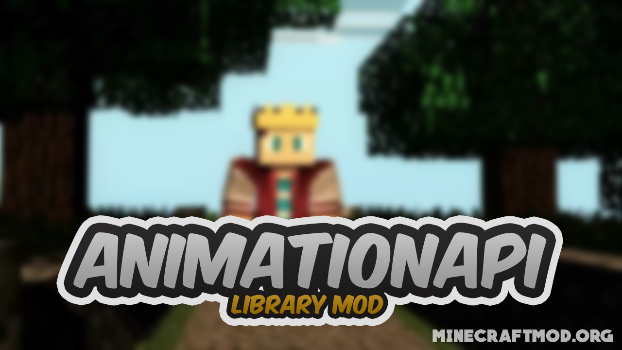 AnimationAPI Mod