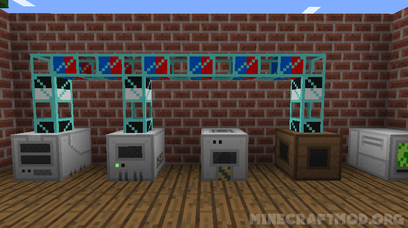 BuildCraft Mod (1)