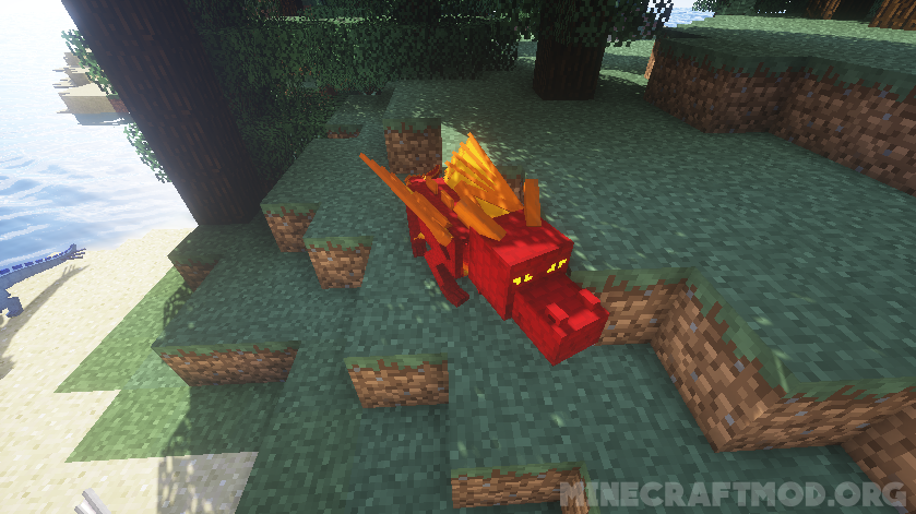 Dragon Mounts Mod (1)