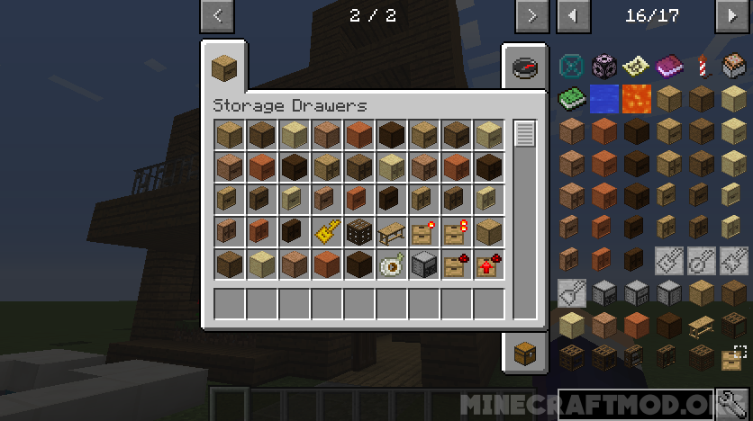 Storage Drawers (1)