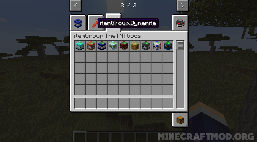 Too Much TNT Mod (1)