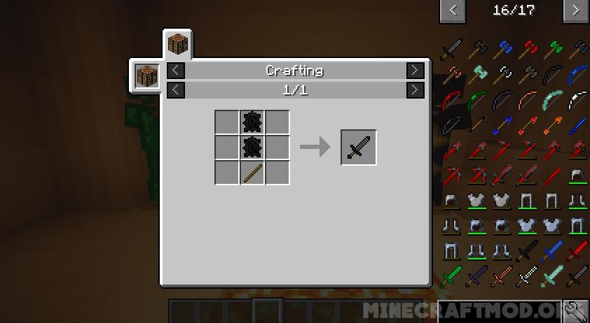 Weapons Plus Mod (2)