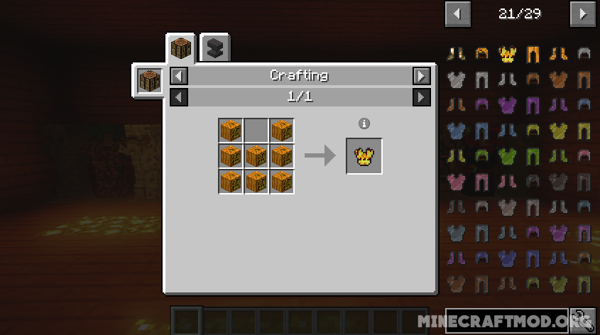 Block Armor Mod (3)