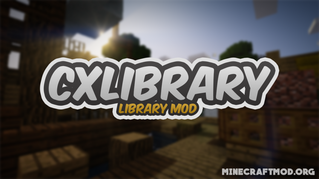 CXLibrary Mod 2