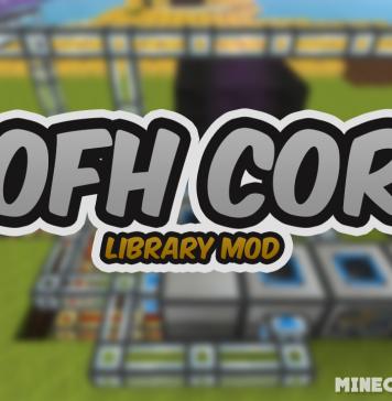 CoFH Core Mod