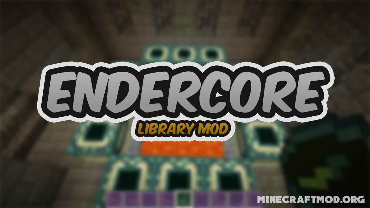 EnderCore Mod 2