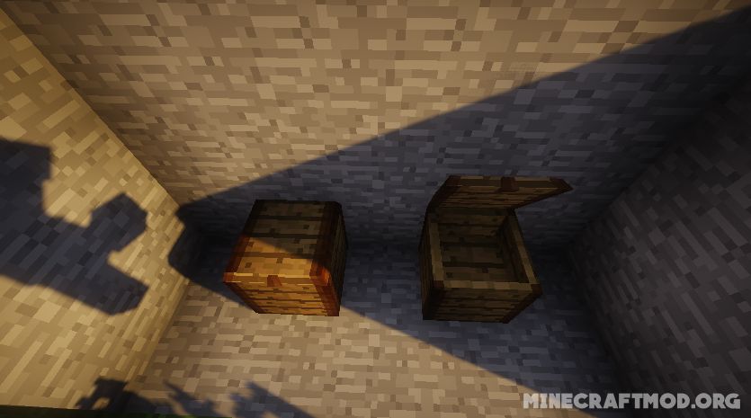 Immersive Craft Mod