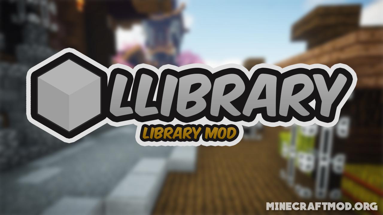 LLibrary Mod 2