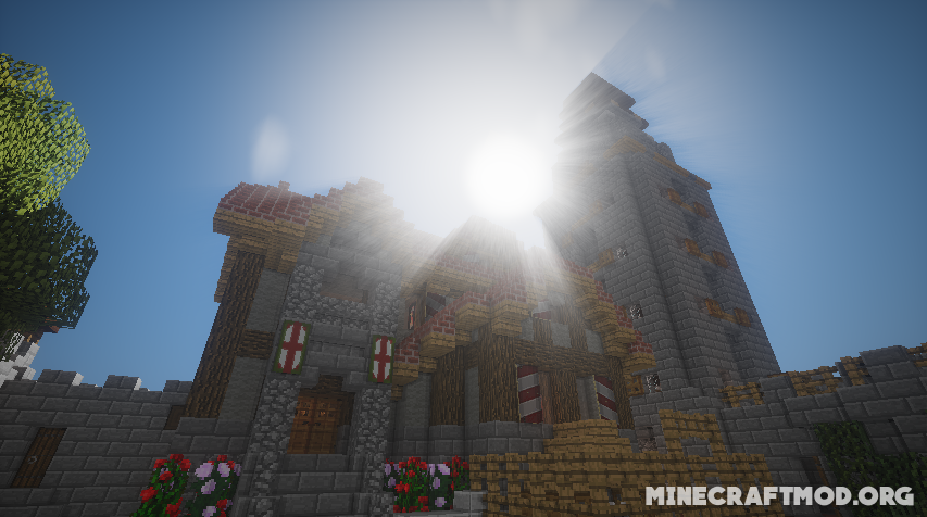 CYBOX Shaders Mod (10)