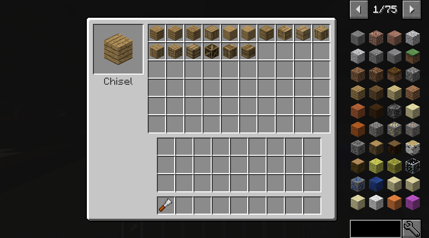 Chisel Mod (2)