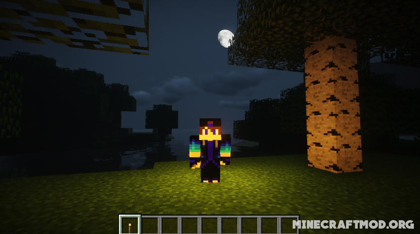 Dynamic Lights Mod (2)