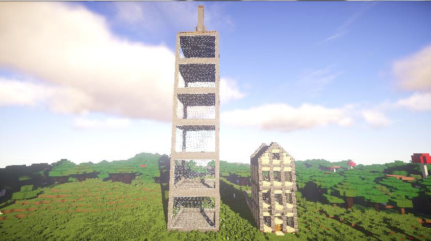 Instant Massive Structures Mod (3)