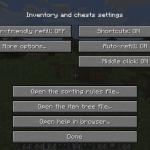 Inventory Tweaks Mod (1)