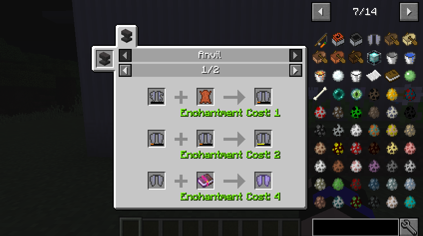 Just Enough Items Mod (3)