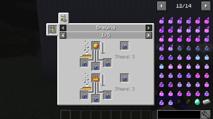 Just Enough Items Mod (4)