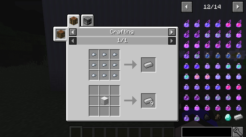 Just Enough Items Mod (5)