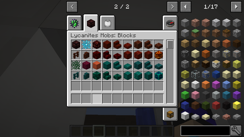 Lycanites Mobs Mod (2)