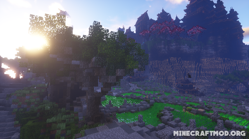 Sonic Ether's Unbelievable Shaders Mod (3)