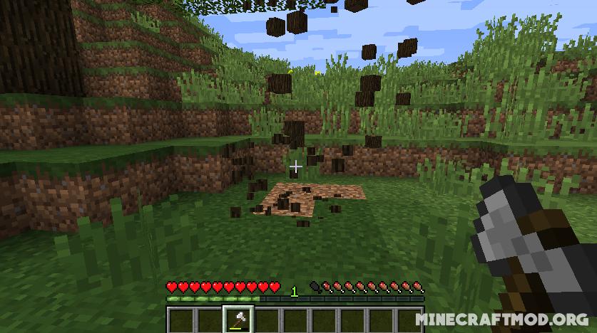 TreeChopper Mod (2)