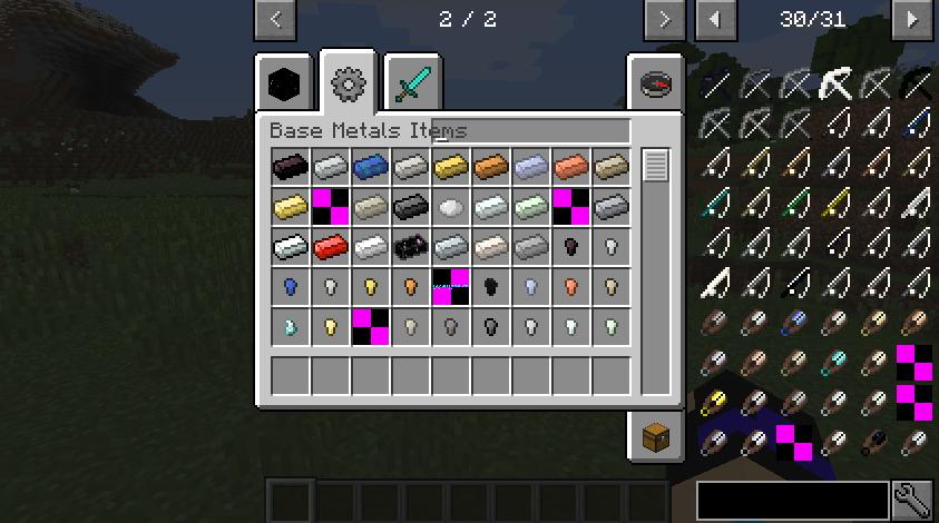 Base Metals Mod (3)