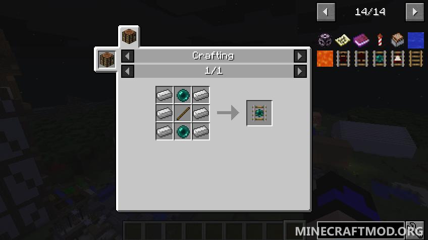 Extra Rails Mod (2)