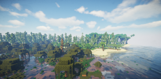 Realistic Terrain Generation Mod (3)