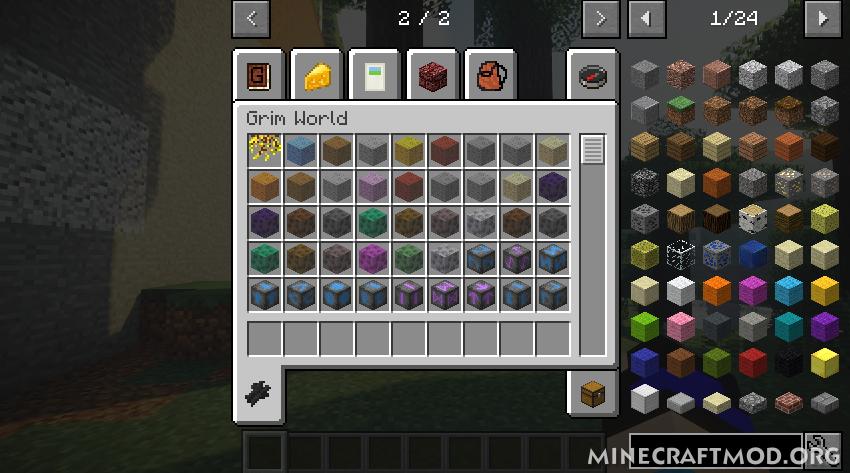 Grim Pack Mod (6)