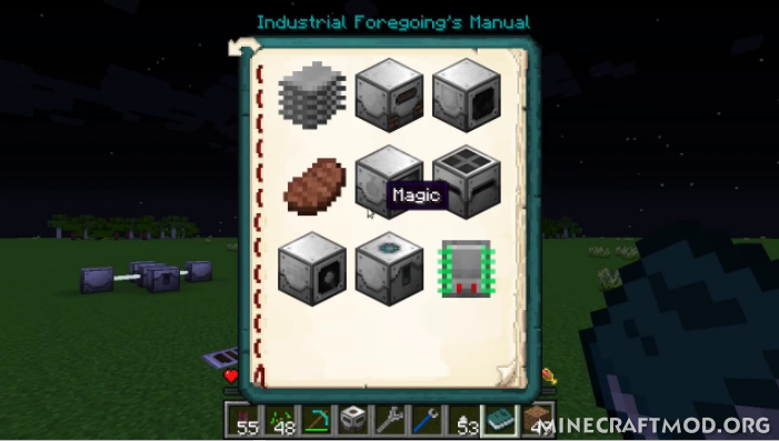 Industrial Foregoing Mod (2)