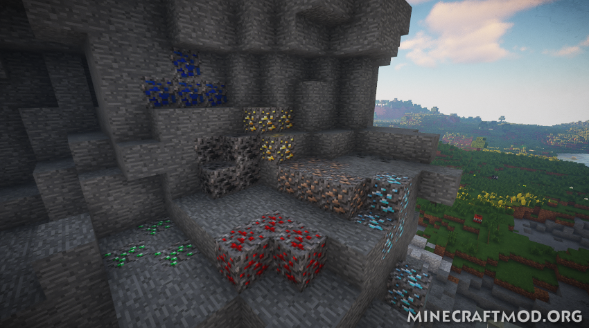 Simple Gravel Ores (1)
