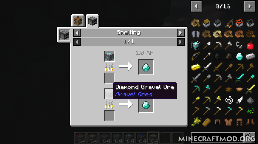 Simple Gravel Ores (2)