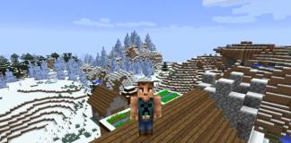 SnowVillage Mod (1)