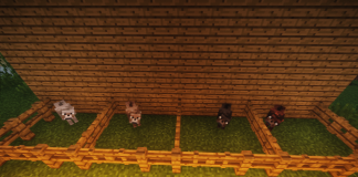 Sophisticated Wolves Mod (2)