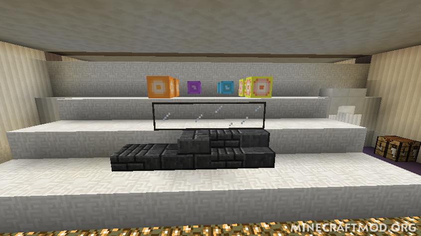 Minecraft Wireless Crafting Terminal