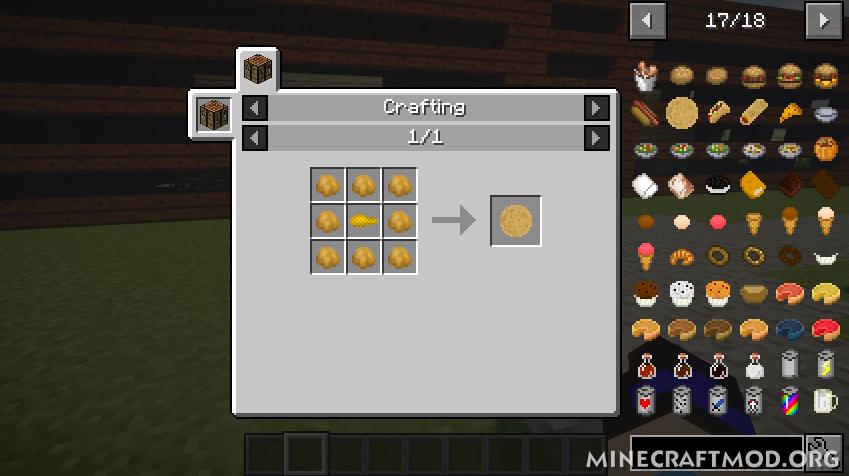 XL Food Mod (2)