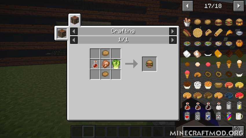 XL Food Mod (4)