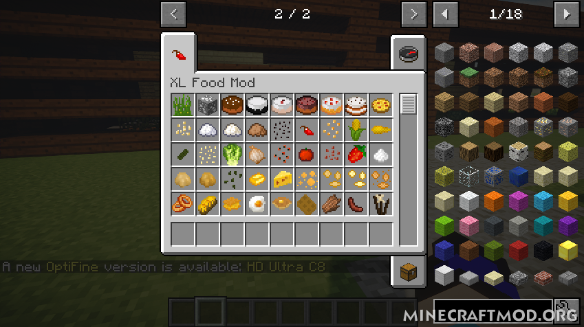 XL Food Mod (5)