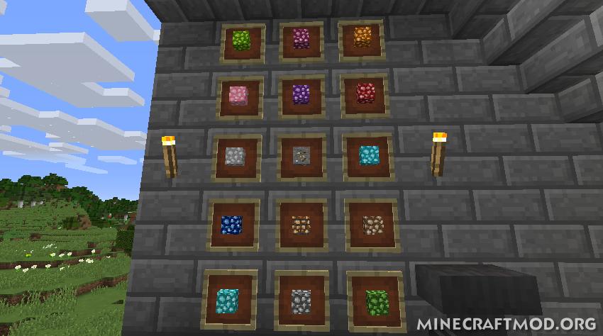 Mo' glowstones Mod (2)