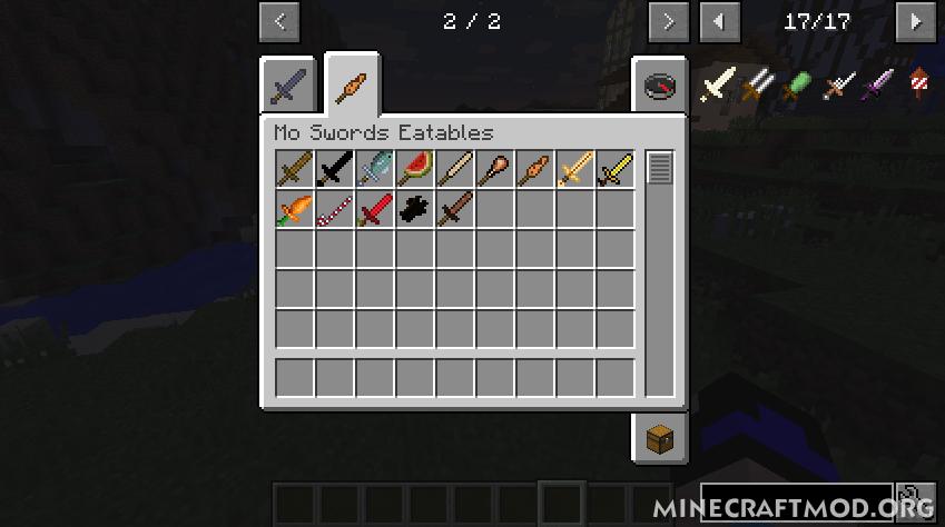 Mo'Swords Mod (2)