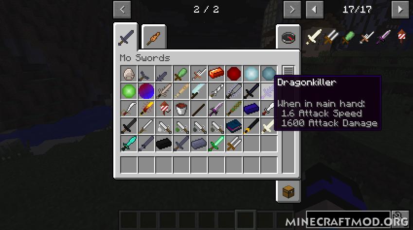 Mo'Swords Mod (4)