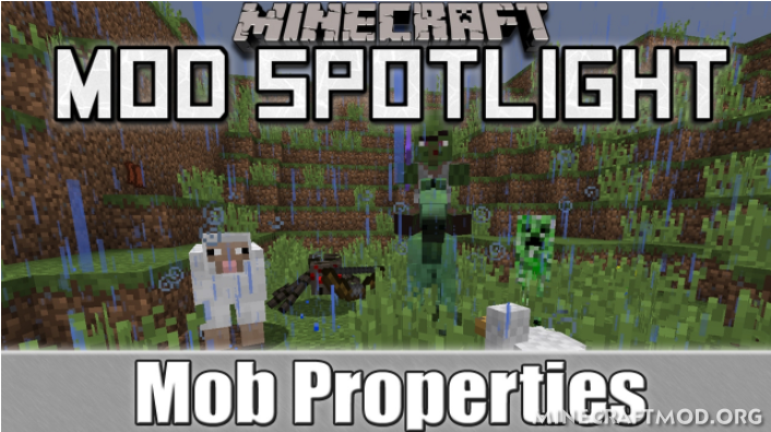 Mobs Properties Randomness Mod (1)