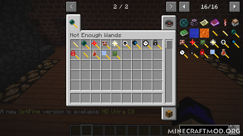 Not Enough Wands Mod (1)