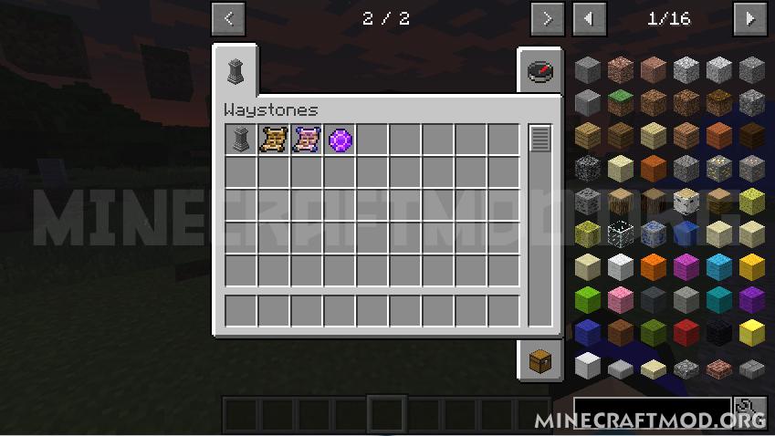 Waystones Mod (1)