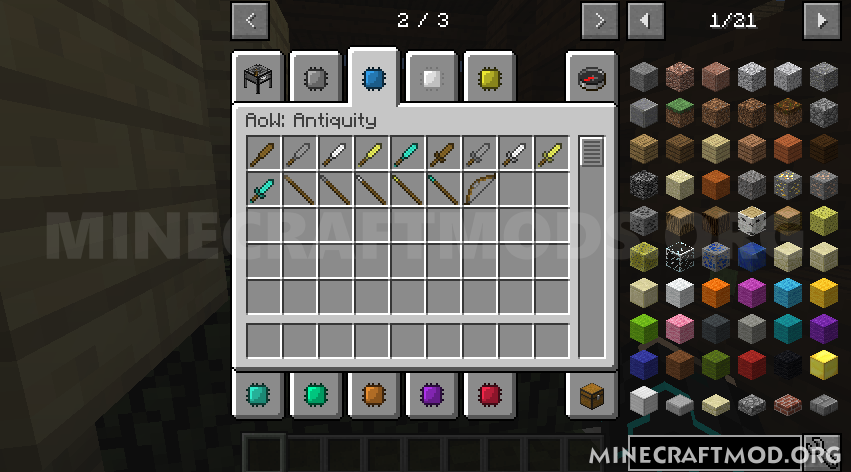 Age of Weapons Mod (2)