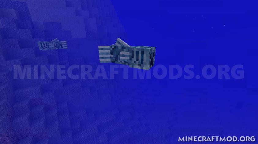Aqua Creepers Mod (2)