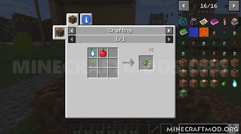 Attained Drops Mod (1)